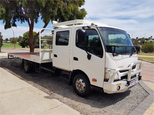 2012 Hino 300 Series 717 XLong Crew - Trucks for Sale