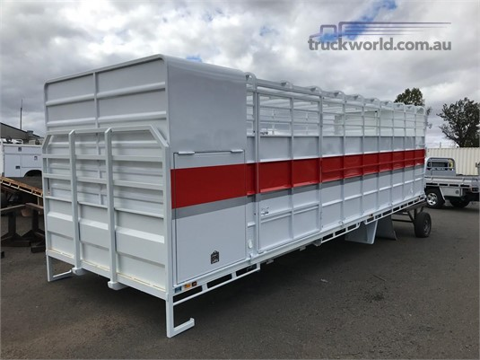 2019 TWE STOCK CRATE Carroll Truck Sales Queensland - Truck Bodies for Sale
