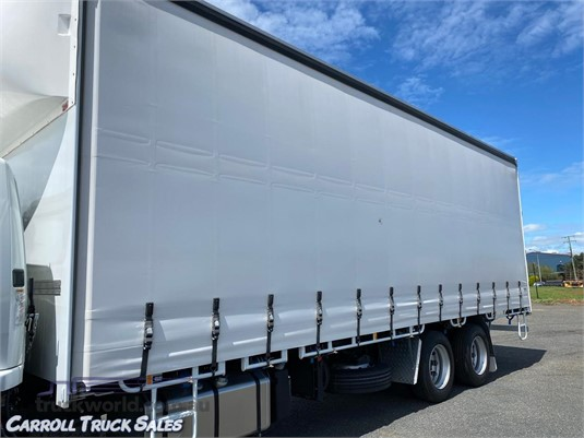2019 Genuine Truck Bodies 8950 MM Carroll Truck Sales Queensland - Truck Bodies for Sale