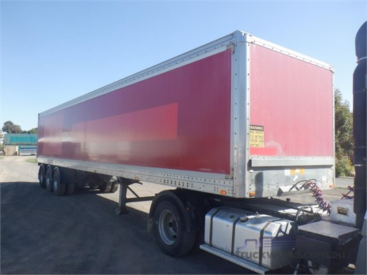 2005 Maxitrans Pantech - Trailers for Sale