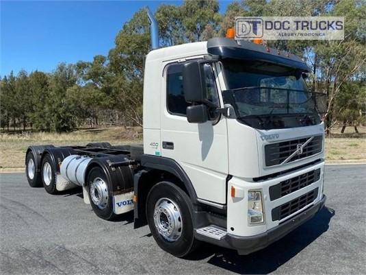 2008 Volvo FM400 DOC Trucks - Trucks for Sale