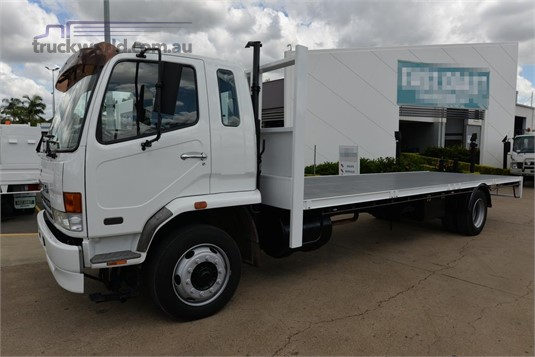 2006 Fuso Fighter FM600 East Coast Truck and Bus Sales - Trucks for Sale