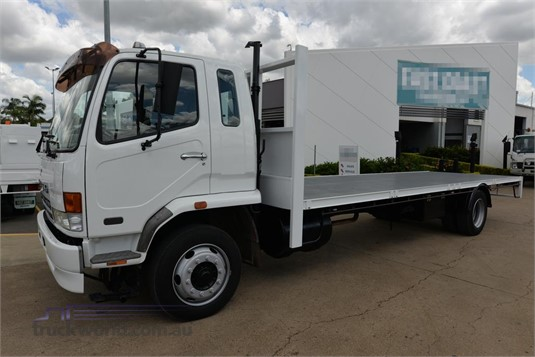 2006 Mitsubishi Fighter FM600 East Coast Truck and Bus Sales - Trucks for Sale