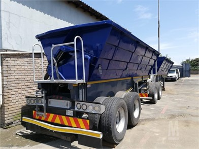 Sa Truck Bodies Tipper Trailers For Sale 22 Listings Marketbook Bz Page 1 Of 1