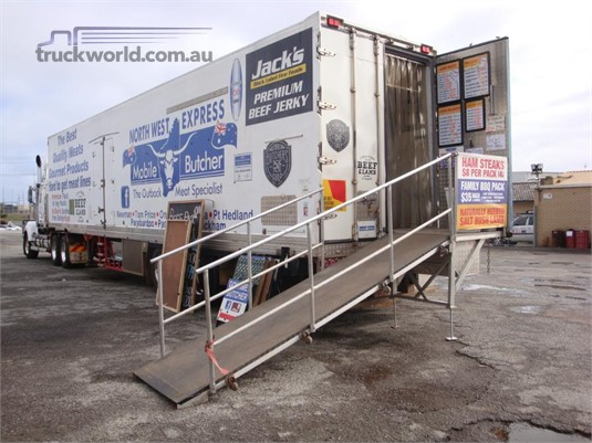 1985 FTE Refrigerated Trailer - Trailers for Sale