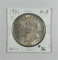 March Consignment Coin & Currency Auction