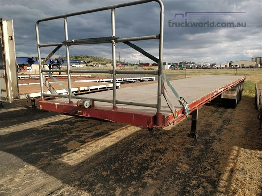 1996 Freighter other Wheellink - Trailers for Sale