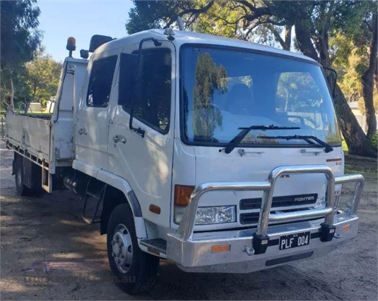 2004 Mitsubishi Fuso FIGHTER FK600  - Trucks for Sale