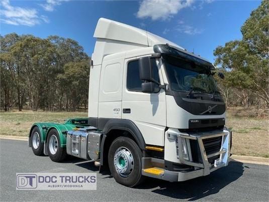 2016 Volvo FM450 DOC Trucks - Trucks for Sale