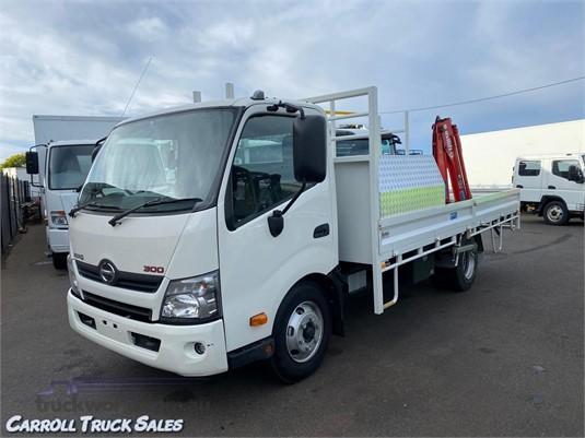 2019 Hino Dutro Carroll Truck Sales Queensland - Trucks for Sale