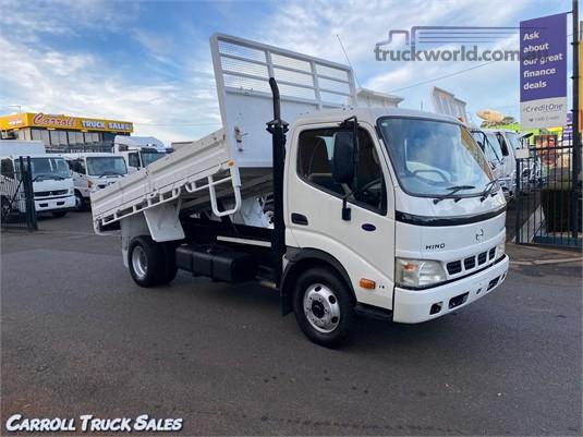 2006 Hino Dutro 414 Carroll Truck Sales Queensland - Trucks for Sale