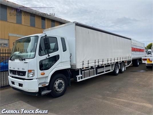 2018 Mitsubishi Fuso FIGHTER 2427 Carroll Truck Sales Queensland - Trucks for Sale