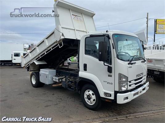 2016 Isuzu FRR Carroll Truck Sales Queensland - Trucks for Sale