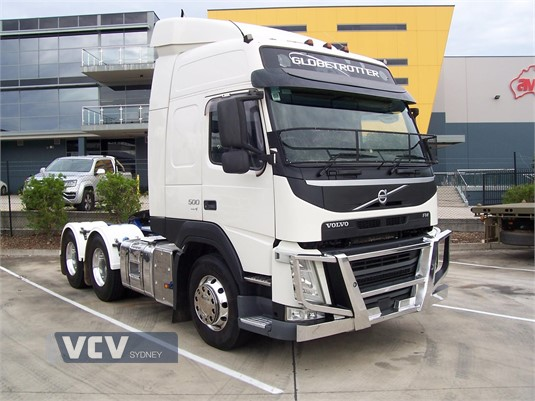 2015 Volvo FM500 Volvo Commercial Vehicles - Sydney West - Trucks for Sale