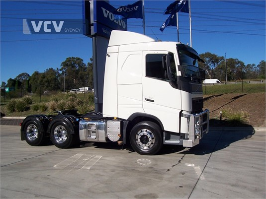 2017 Volvo FH540 Volvo Commercial Vehicles - Sydney West - Trucks for Sale
