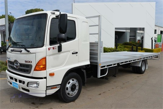 2013 Hino 500 Series 1426 FE East Coast Truck and Bus Sales - Trucks for Sale