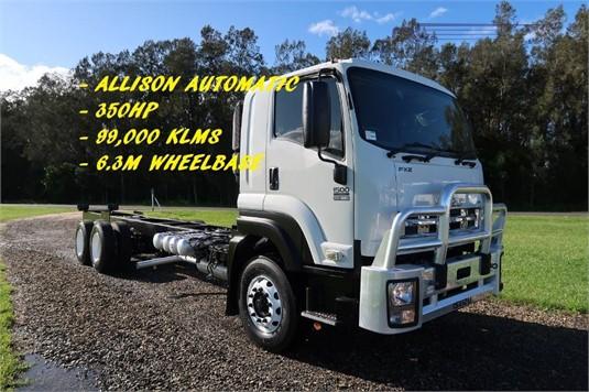 2011 Isuzu FXZ 1500 Long Auto - Trucks for Sale