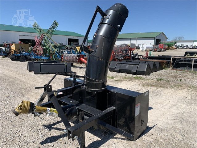 lucknow 55c snow blower for sale in bad axe michigan tractorhouse com tractorhouse com
