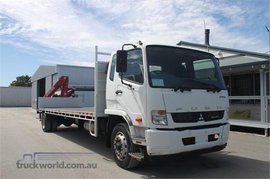 2015 Mitsubishi Fighter - Trucks for Sale