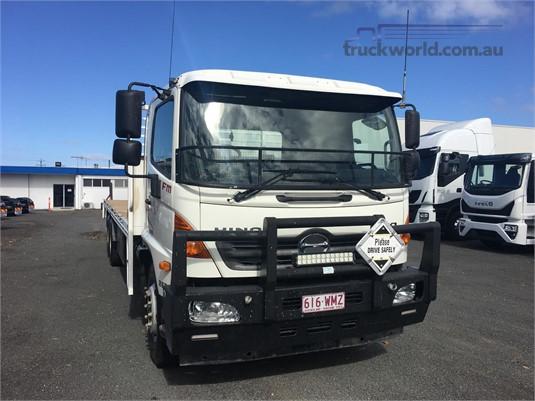 2016 Hino 500 Series 2628 FM - Trucks for Sale
