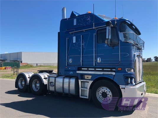 2011 Kenworth K200 CTR Truck Sales - Trucks for Sale