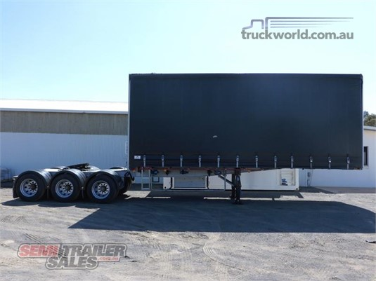 2003 Maxitrans Curtainsider Trailer - Trailers for Sale