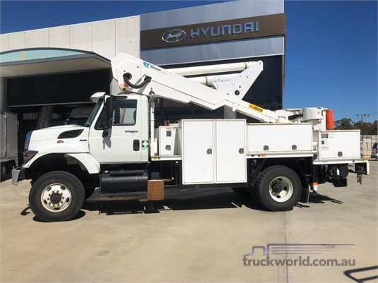 2010 International 7400 Workstar Adelaide Quality Trucks & AD Hyundai Commercial Vehicles - Trucks for Sale