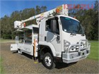 2008 Isuzu FRR 600 Cherry Picker