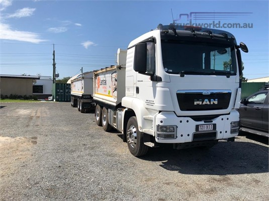 2016 MAN TGS 26.540 - Trucks for Sale