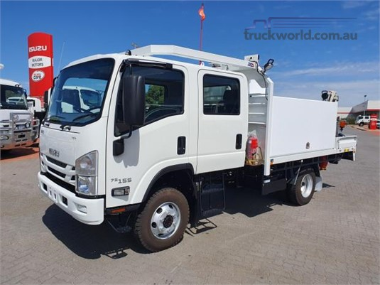 2019 Isuzu other - Trucks for Sale