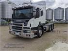 Scania P420 Prime Mover