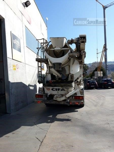 Astra HD8 84.48 used 2008