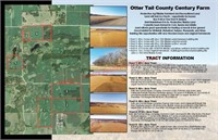 Otter Tail Cty land Auction- Walt Bergrud Estate