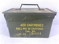 400 Rounds Of .30 Caliber