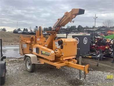 Wood Chippers Forestry Equipment For Sale By Mb Tractor Equipment 4 Listings Machinerytrader Com Page 1 Of 1
