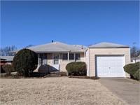 1324 N OLIVE - WELLINGTON KS ~ 2 BR, 1 BA HOUSE ON CORNER LO