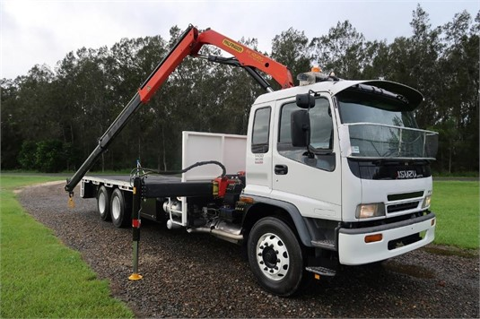 2005 Isuzu FVY 1400 - Trucks for Sale