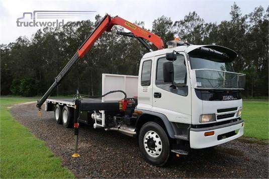 2005 Isuzu FVY 1400 - Trucks for Sale