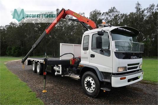 2005 Isuzu FVY 1400 Midcoast Trucks - Trucks for Sale