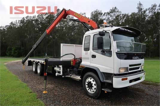2005 Isuzu FVY 1400 Used Isuzu Trucks - Trucks for Sale