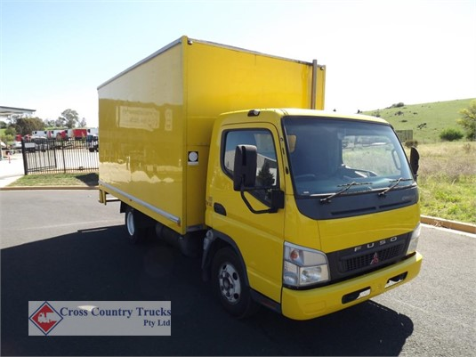 2006 Fuso Canter Cross Country Trucks Pty Ltd - Trucks for Sale