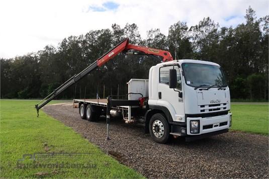 2015 Isuzu FVZ 1400 Long - Trucks for Sale