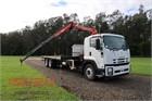 2015 Isuzu FVZ 1400 Long Crane Truck
