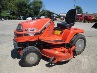 Kubota Riding Lawn Mowers For Sale 237 Listings Marketbook Ca Page 1 Of 10