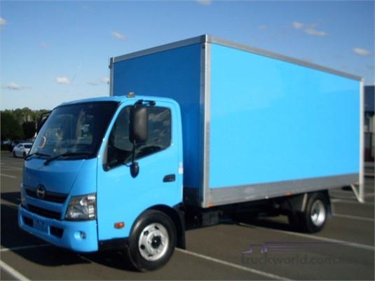 2012 Hino 300 816 - Trucks for Sale