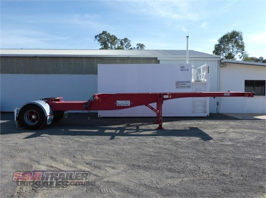 2004 Ophee Skeletal Trailer - Trailers for Sale