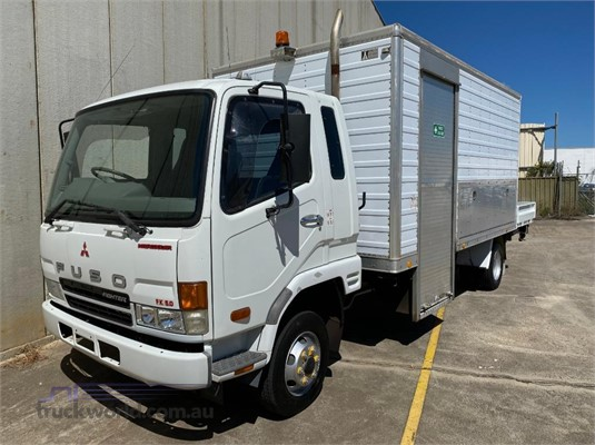 2006 Mitsubishi Fuso FIGHTER 5 - Trucks for Sale
