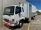 2006 Mitsubishi Fuso FIGHTER 5 Cab Chassis