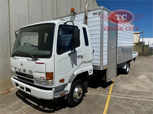 2006 Mitsubishi Fuso FIGHTER 5 Truck City - Trucks for Sale