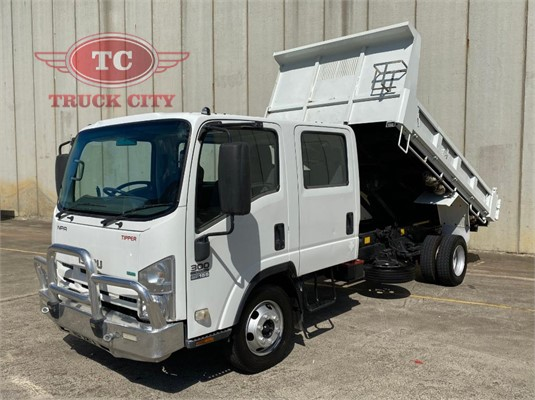 2012 Isuzu NPR 300 Dual Cab Truck City - Trucks for Sale